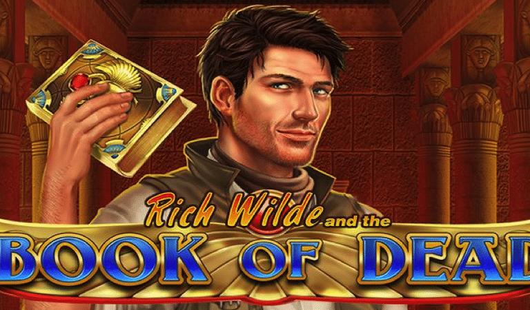 Book of Dead Video Slot Casino Bonus