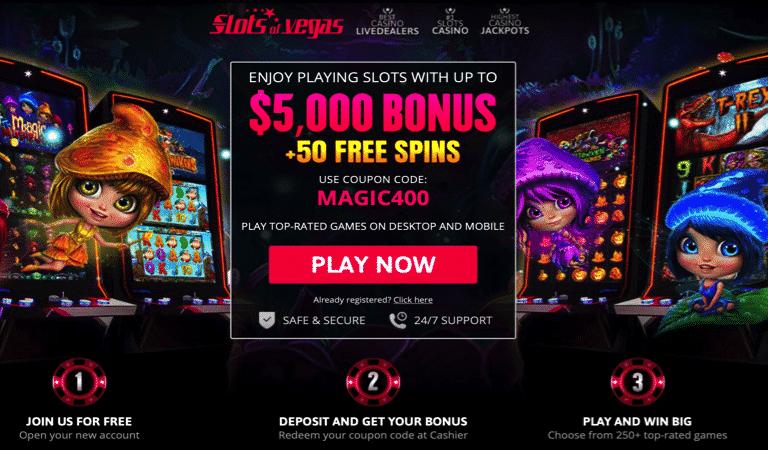 Magic Mushrooms Bonus Code – Slots of Vegas