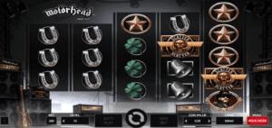 Motörhead game