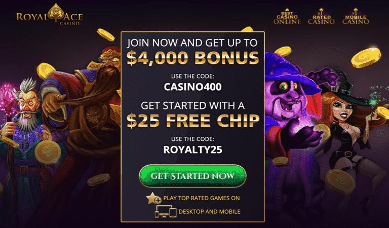 Panda Magic Bonus Code – Royal Ace