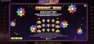 starburst sauvage