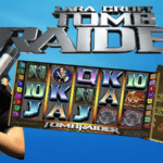 Machine à sous vidéo Tomb Raider