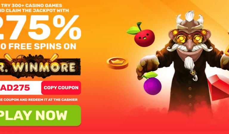 Dr. WinMore Bonus Code – Slotmadness
