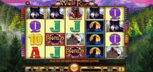 ulve løb spil