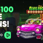 10 free spins registration frog fortunes