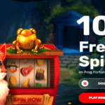 100 free spins on registration reddog