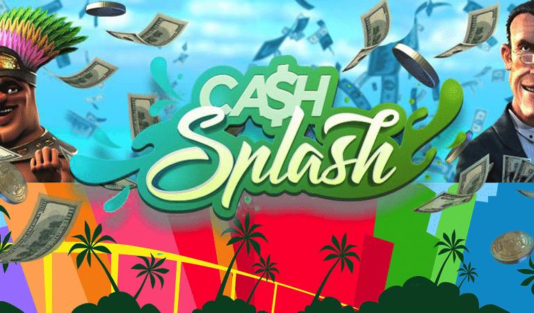 Betsoft's Cash Splash Network Promotion