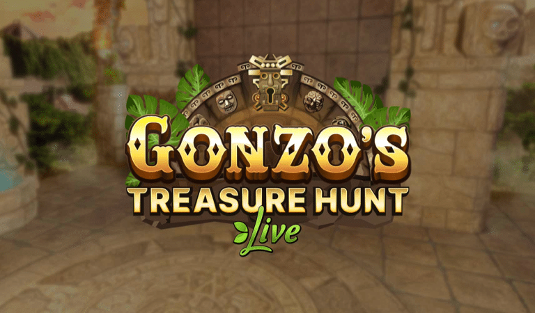 Join and Play in Gonzo's Treasure Hunt Promo from Evolution Gaming