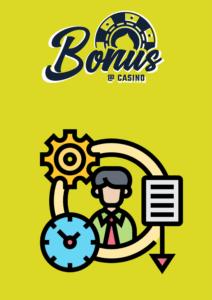 online casino - how it works
