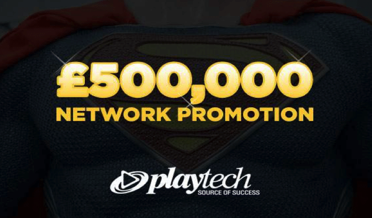 Playtech Launches the £500K Casino Cash Giveaway!