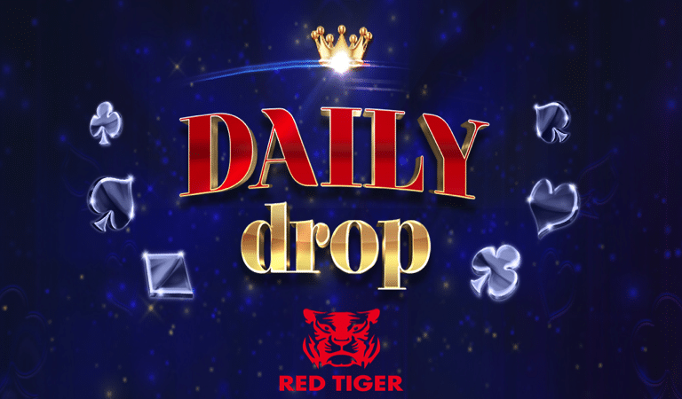 Play in Red Tiger's Daily Drop Network Promo