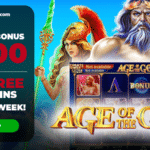 Age of Gods 100 Free Spins PowerPlay