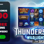 Thunderstruck 100 Free Spins PowerPlay