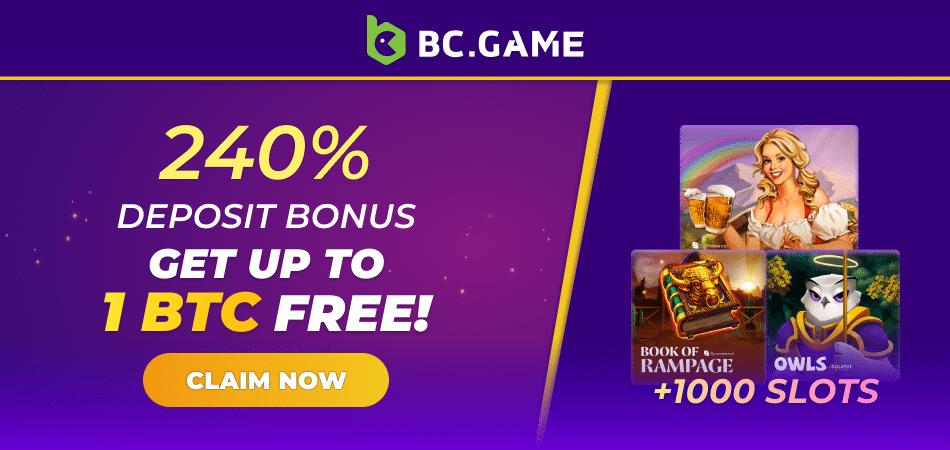 bc.game shitcode bonus code