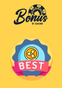 Best XRP Casino Bonuses