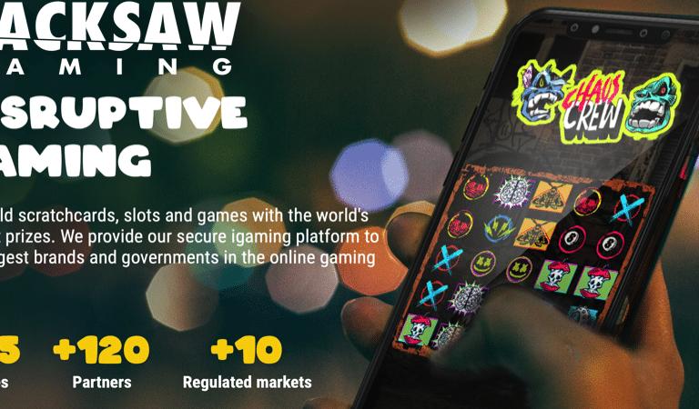Hacksaw Gaming set to expand to Danish market